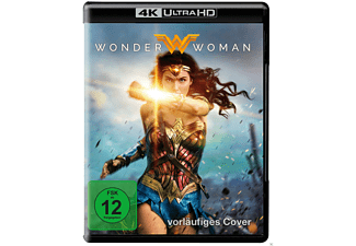 Wonder Woman (2017) [4K Ultra HD Blu-ray]