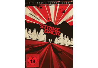 Strike Back - Staffel 4 - (DVD)