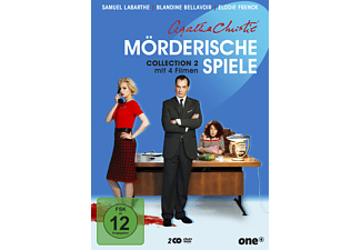 Agatha Christie - Mörderische Spiele 2. Collection - (DVD)