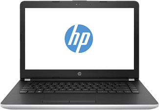 HP Notebook - 15-bs030ng, Notebook mit 15.6 Zoll Display, Core™ i5 Prozessor, 8 GB RAM, 1 TB HDD, Radeon 520, Silber