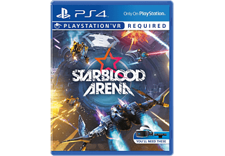 Starblood Arena (PlayStation VR)