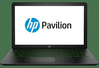 HP Pavilion Power 15-CB032NG, Gaming Notebook mit 15.6 Zoll Display, Core™ i5 Prozessor, 8 GB RAM, 1 TB HDD, 128 GB SSD, GeForce GTX 1050, Schwarz