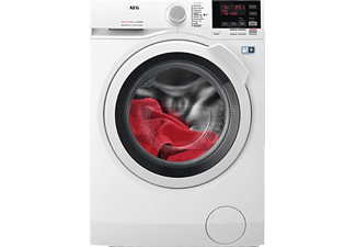 AEG L7WB64680, 8 kg/ 5 kg Waschtrockner, 1600 U/Min., A, Weiß