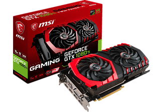 MSI GeForce GTX 1080Ti Gaming 11GB (V360-021R)( NVIDIA, Grafikkarte)