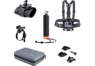 SP GADGETS Ultimate Bundle, passend für alle GoPro Hero Actioncams
