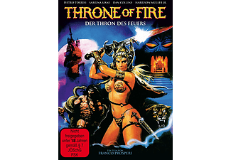Throne of Fire - Der Thron des Feuers - (DVD)