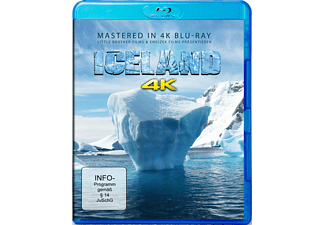 Iceland - Island - mastered in 4K - (4K Ultra HD Blu-ray)