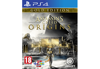Assassin's Creed Origins Gold Edition PS4