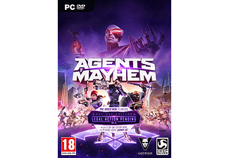 Agents of Mayhem | PC