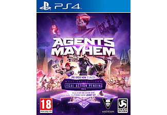 Agents of Mayhem | PlayStation 4