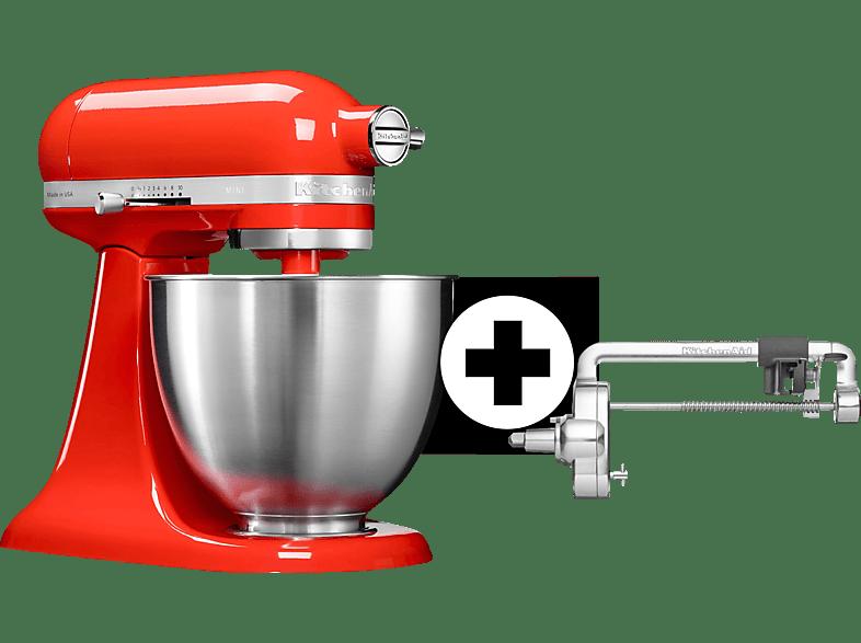 KITCHENAID Mini-Küchenmaschine 5KSM3311EXHT inkl. Spiralschneider ...