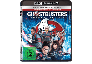 Ghostbusters [4K Ultra HD Blu-ray + Blu-ray]