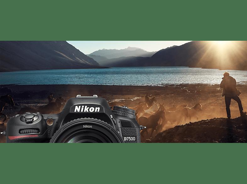 NIKON D7500 + AF-S DX 18-200 VRII Kit