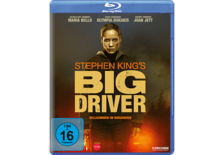 Stephen King's Big Driver - (Blu-ray)