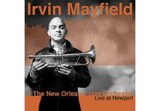 Irvin Mayfield - Live At Newport - (CD)