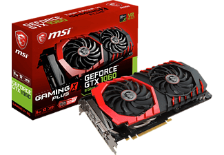 MSI GeForce GTX 1060 GAMING X+ 6G (V328-219R), NVIDIA, Grafikkarte