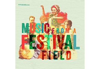 VARIOUS - Music From A Festival Field - (CD)