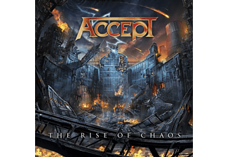 Accept - The Rise Of Chaos (Limited Edition) (Digipak) (CD)