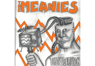 The Meanies - Televolution - (Vinyl)