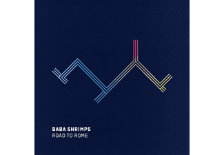 Baba Shrimps - Road to Rome - (CD)