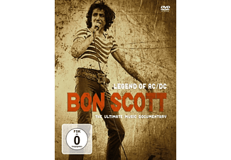 Bon Scott - Legend Of AC/DC - (DVD)