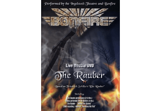 - Bonfire: The Räuber Live - (DVD)