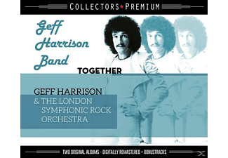 Geff Harrison Band - Collectors Premium: Together & Geff Harrison & The - (CD)