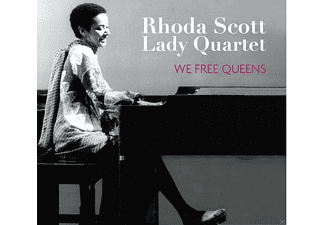 Rhoda Scott Lady Quartet - WE FREE QUEENS - (CD)
