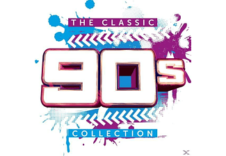 VARIOUS - The Classic 90s Collection - (CD)