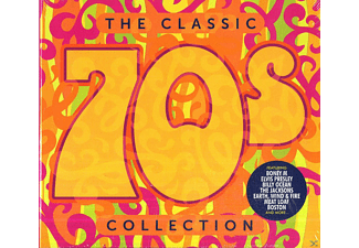 VARIOUS - The Classic 70s Collection - (CD)