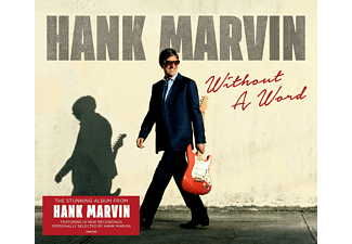 Hank Marvin - Without A Word - (CD)