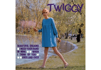 Twiggy - BEAUTIFUL DREAMS EP - (Vinyl)