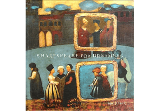 Nicola Segatta - Shakespeare for dreamers - (CD)