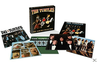 The Turtles - The Albums Collection (6LP Box-Set) - (Vinyl)