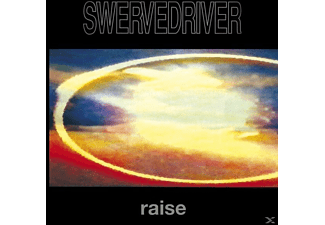 Swervedriver - RAISE - (CD)