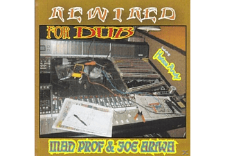 Mad Professor - Rewired For Dub - (CD)