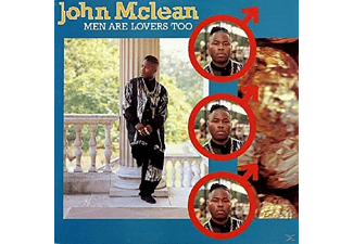 John Mclean - Men Are Lovers Too - (Vinyl)