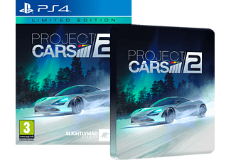 bandai namco sw project cars 2 limited steelbook edition. Black Bedroom Furniture Sets. Home Design Ideas