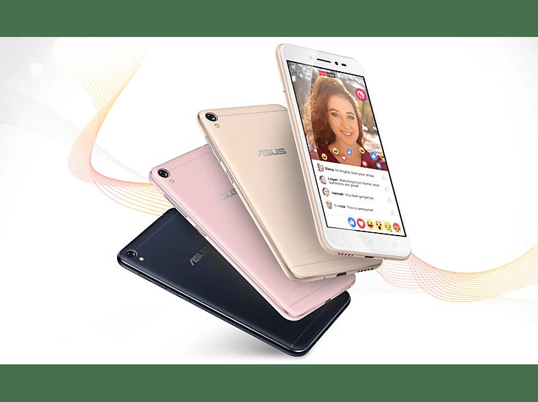 ASUS ZenFone Live Dual SIM fekete kártyafüggetlen okostelefon (ZB501KL-4A036A)