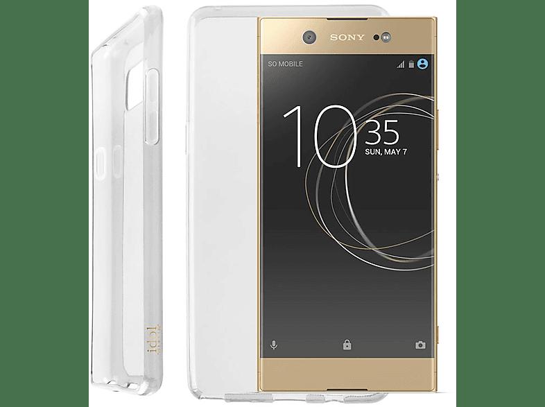 "IDOL 1991 Θήκη Sony Xperia XA1 Ultra 6.0"""" Air Slim Tpu White - (5205308186257) smartphones   smartliving αξεσουάρ κινητών θήκες  μεμβράνες sony"