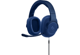 LOGITECH G433 7.1 Surround Headset - Blå