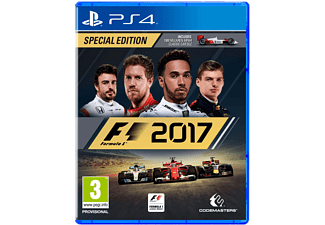 F1 2017 Special Edtion PS4