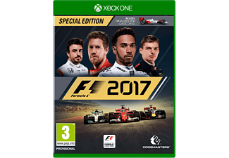 F1 2017 Special Edtion Xbox One