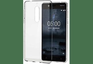 NOKIA Back Case voor Nokia 5 Transparant