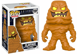 POP! HEROES-ANIMATED BATMAN-CLAYFACE