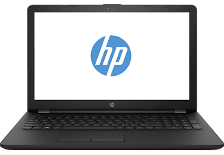 HP 15-bs032ng, Notebook mit 15.6 Zoll Display, Core™ i5 Prozessor, 256 GB SSD, Radeon™ 520, Schwarz