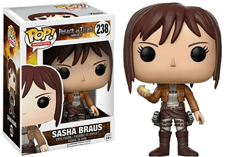 POP! Animation: Attack on Titan -Sasha with Potato