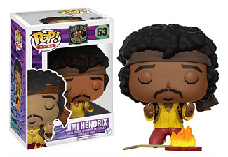 POP! Rocks: Jimi Hendrix - Monterey Limited