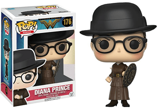 POP! Heroes: WWM - Diana Prince with Shield Ldt.