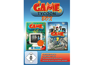 Game Tycoon 1.5 + Game Tycoon 2 - PC